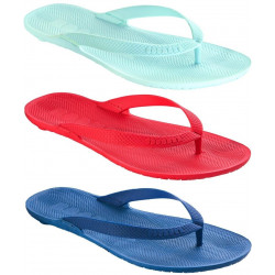 Boombuz Men Taiga Naked, Toe dividers, flip-flops, beach sandals