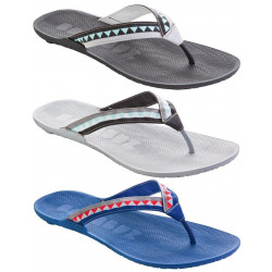 Boombuz Taiga half dressed, Sandales de plage, Flip-Flops, Séparateur d'orteils, affûteur d'orteils